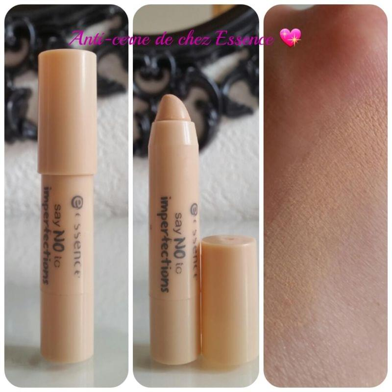 Swatch Say NO imperfections, Essence
