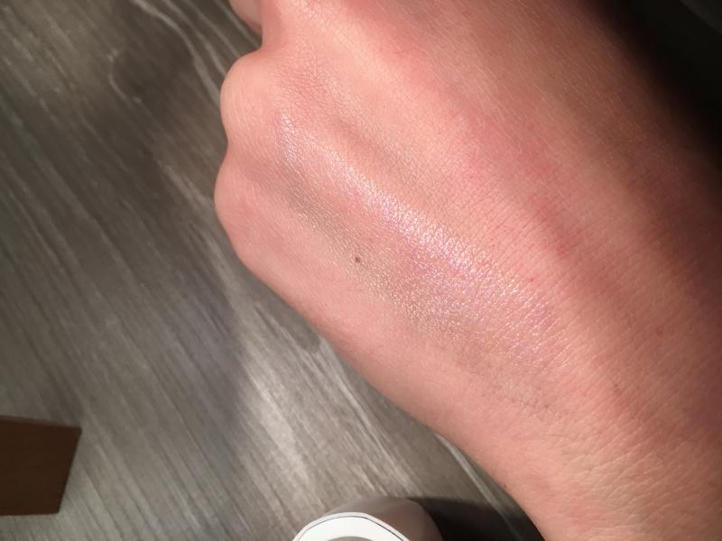 Swatch Baume à lèvre holographique, Kiko