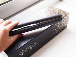 Swatch V gold classic styler, GHD