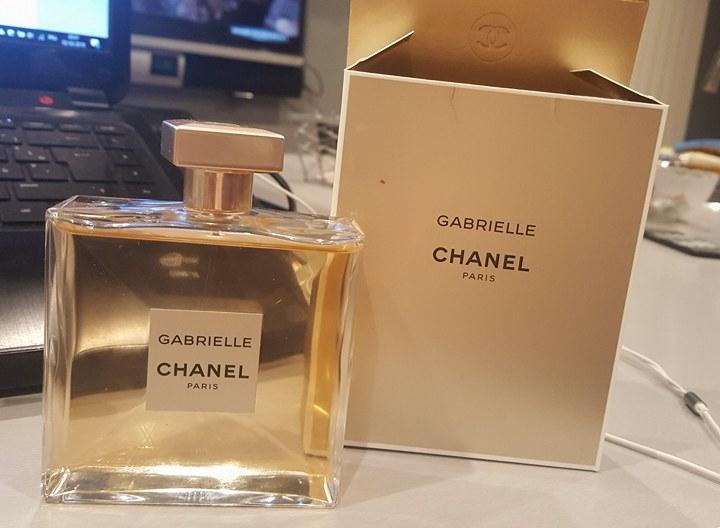 Avis Gabrielle Chanel Parfums