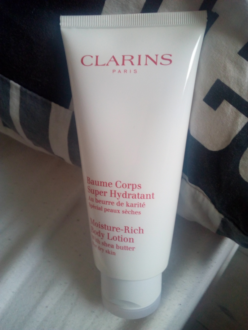 Swatch Baume Corps Super Hydratant, Clarins