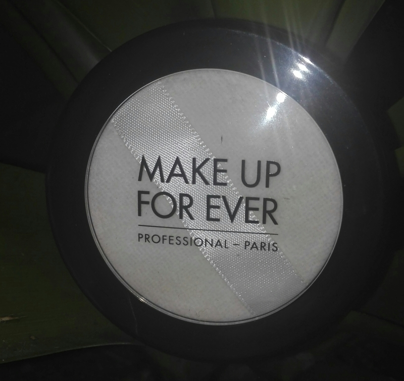 Swatch Poudre Libre Super Mat, Make Up For Ever