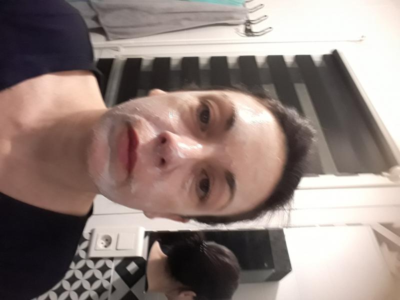 Swatch Masque Hydratant Intense, Patyka