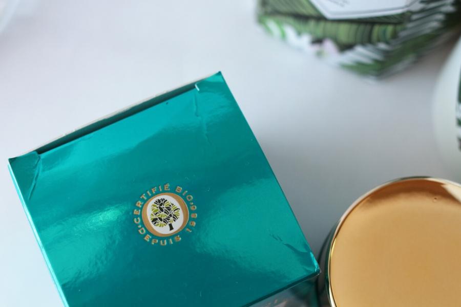 Swatch Crème de nuit magnifica - Soin infusion botanique, Sanoflore