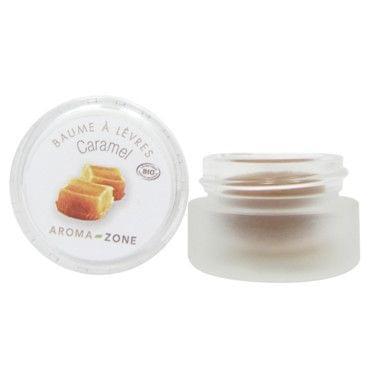 Baume à lèvres bio au karité et au caramel, Aroma-Zone - Infos et avis