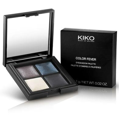 Color Fever Eyeshadow palette, Kiko : noemie-pr aime !