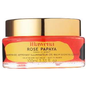 Gel Nettoyant Illuminateur Rose Papaya, Mawena - Infos et avis
