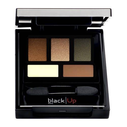 Palette Ombres 5 couleurs, Black Up - Infos et avis