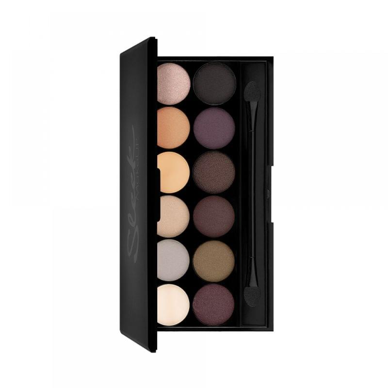I Divine Au Naturel Palette, Sleek MakeUP : noemieprt aime !
