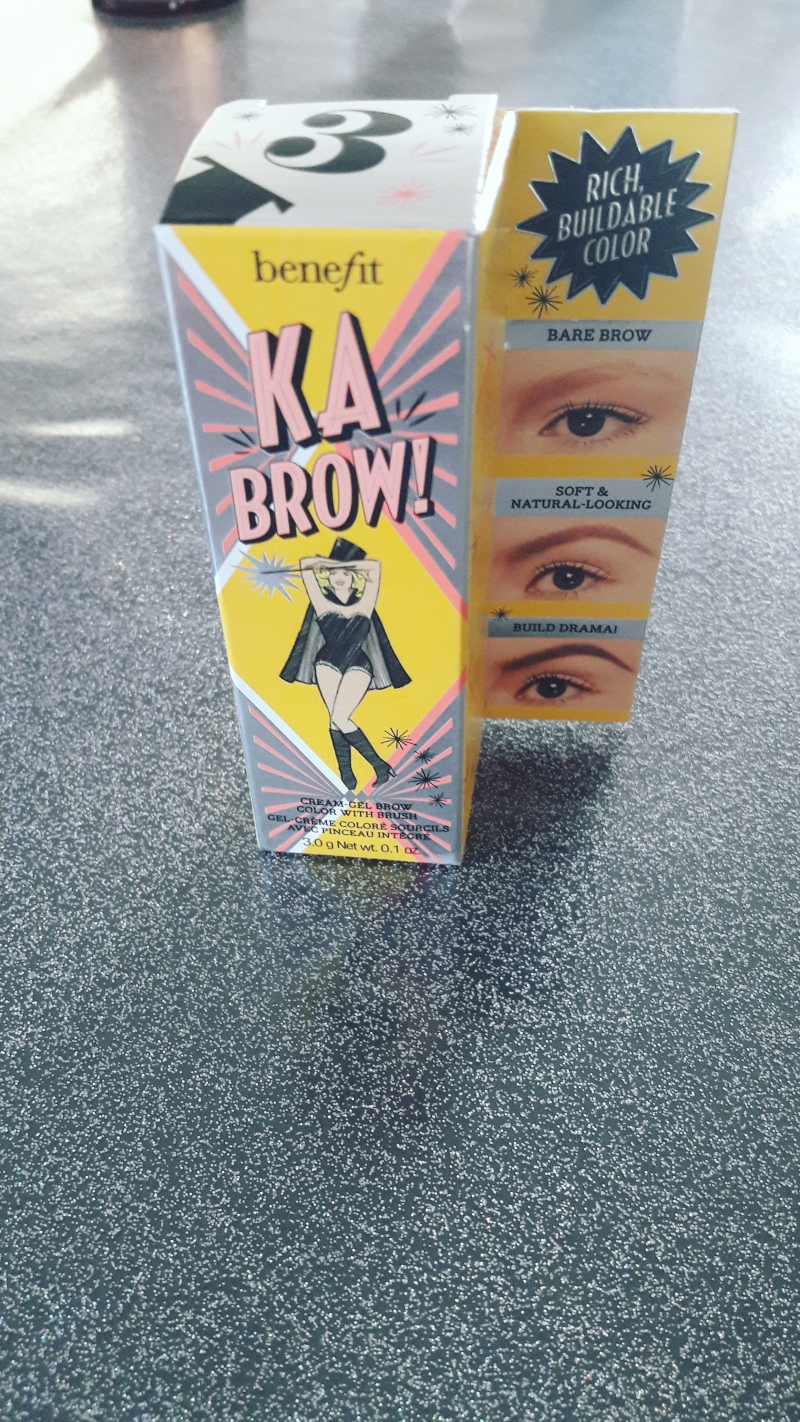 Swatch Ka-BROW! - Gel crème coloration sourcils, Benefit Cosmetics