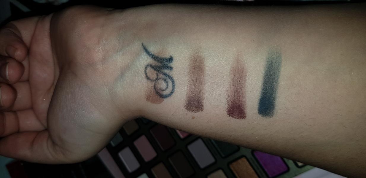 Swatch Boss Lady Beauty Agenda - Coffret de maquillage, Too Faced