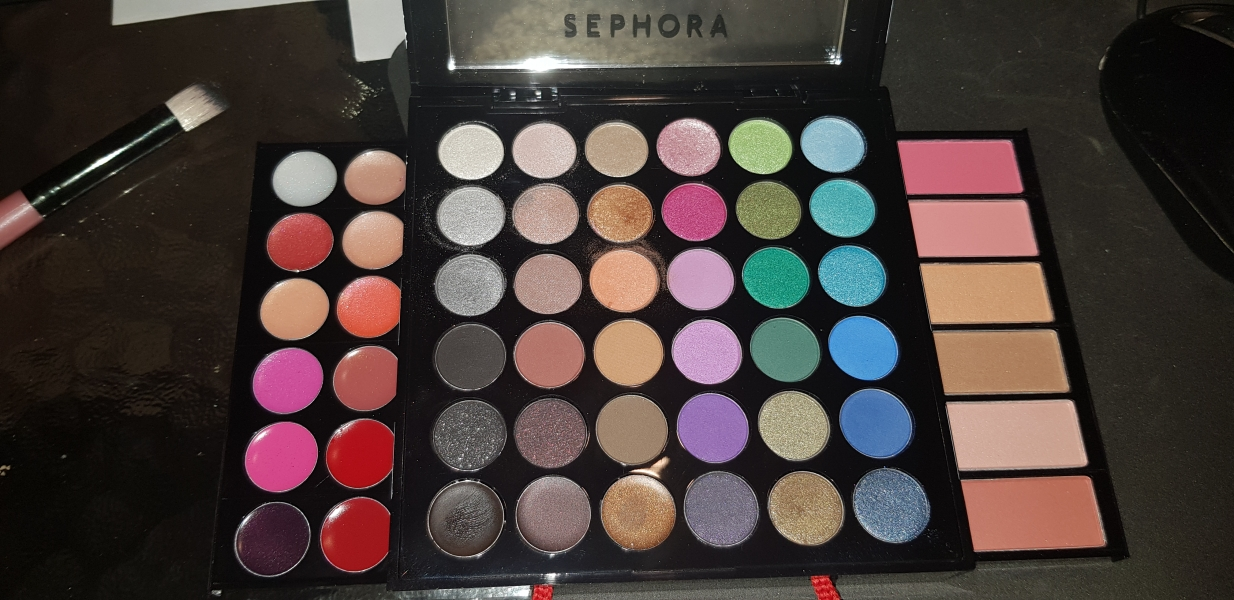 Swatch Palette Sac-medium, Sephora