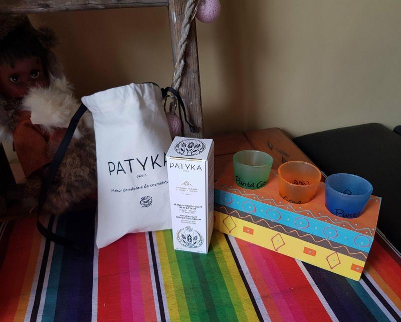 Swatch Sérum Antioxydant Perfecteur, Patyka