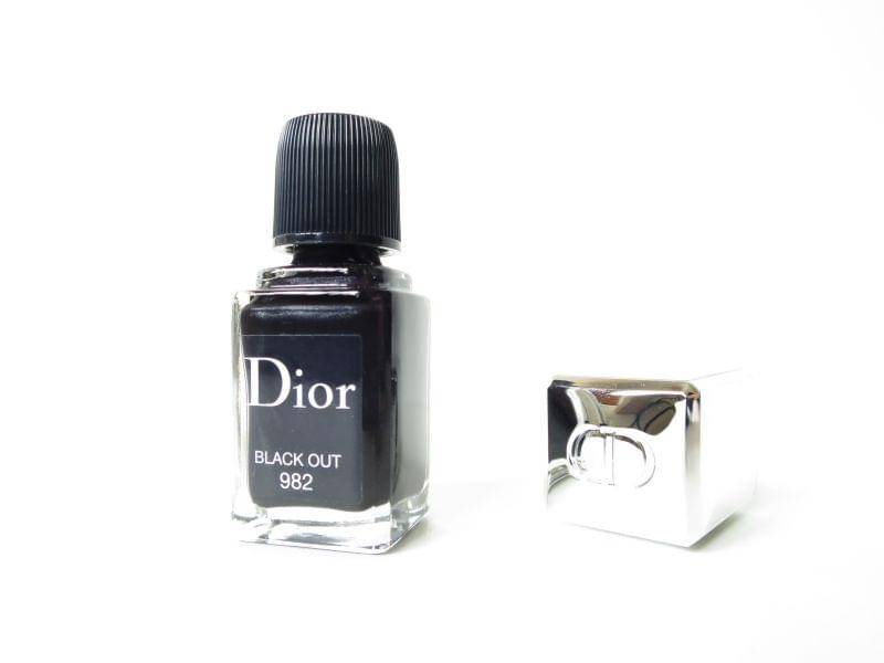 Dior Vernis - Haute Couleur Brillance  Tenue ultime, Dior : Garlic and Grenadine aime !