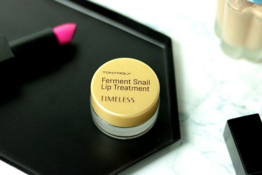 Swatch Ferment Snail Lip Treatment, Tonymoly