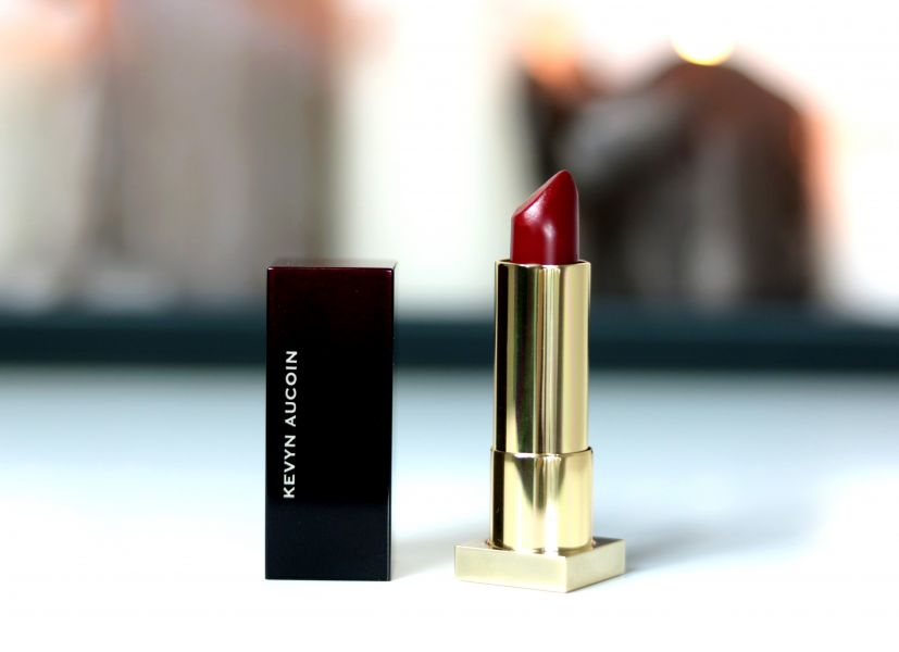 Swatch Expert Lip Color, Kevyn Aucoin
