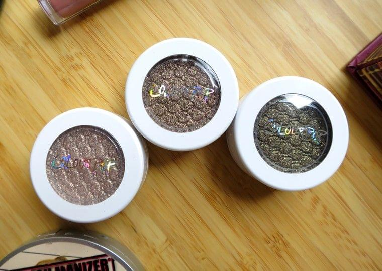 Swatch Super Shock Shadow, Colourpop