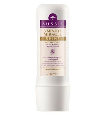 3 minutes Miracle Shine, Aussie : Garlic and Grenadine aime !