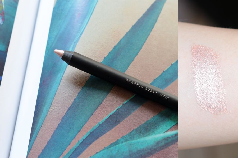 Swatch Graphic Eyes, Zoeva