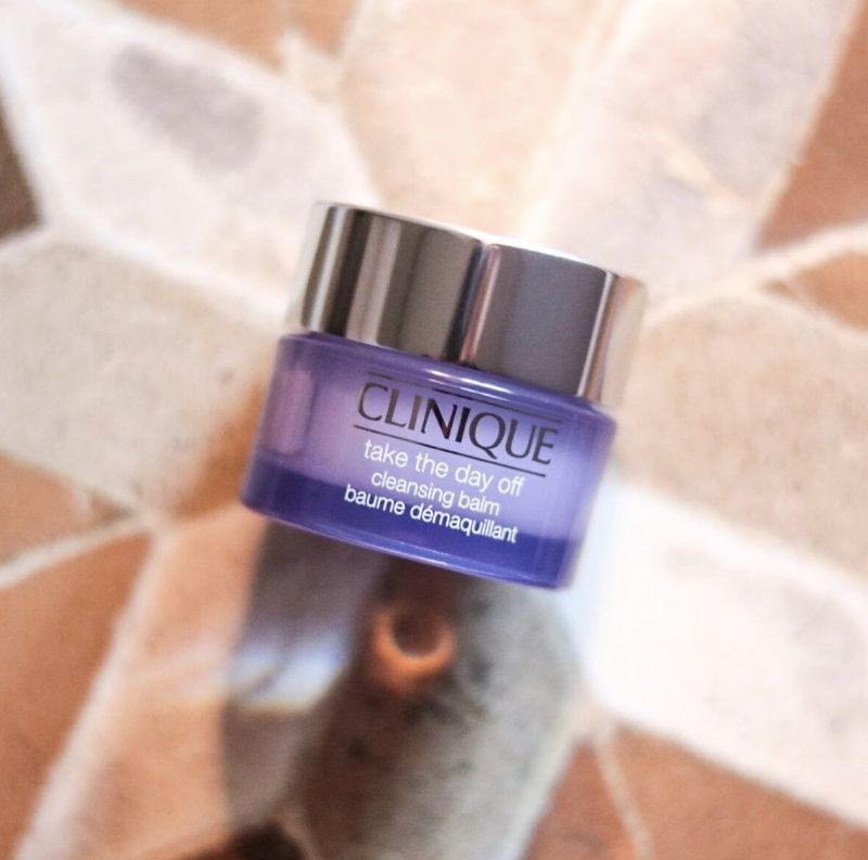 Swatch Take the Day Off Cleansing Balm - Baume Démaquillant, Clinique