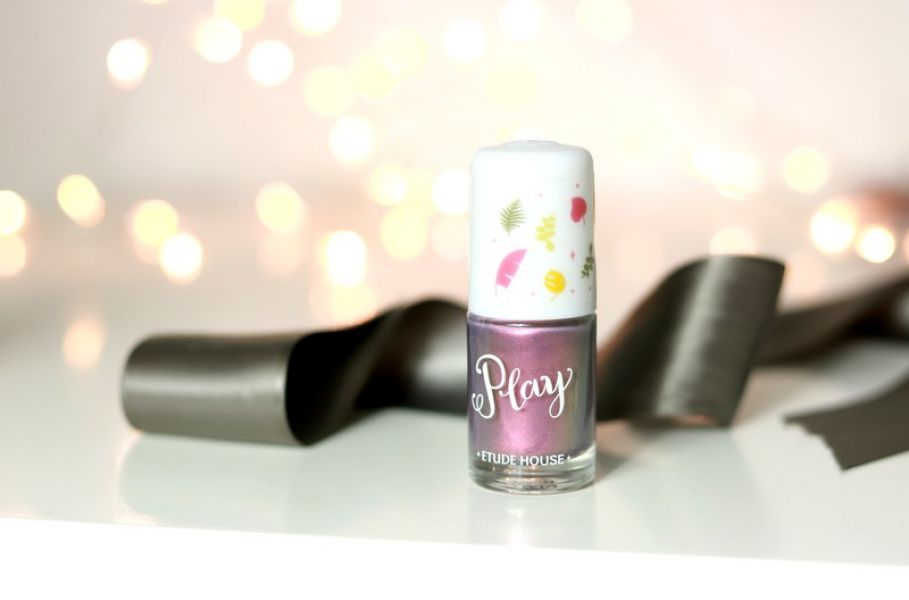 Swatch Vernis Play Nail, Etude House