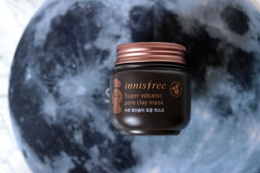 Swatch Le Super Volcanic Pore Clay Mask, Innisfree