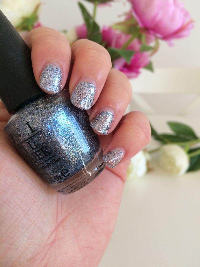 Swatch Cinquante Nuances de Grey d'OPI, OPI