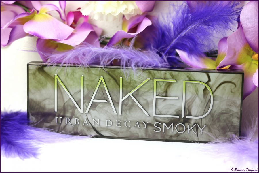Swatch Naked Smoky, Urban Decay