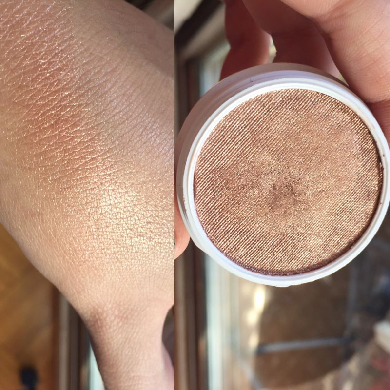 Swatch Highlighter, Colourpop