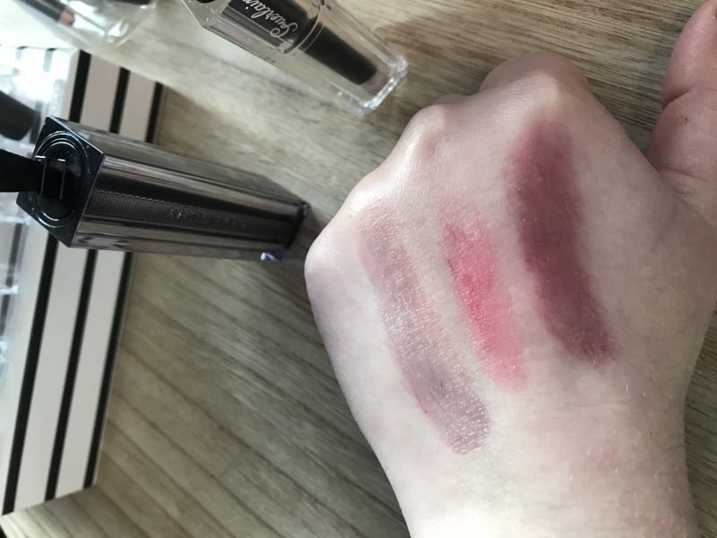 Swatch Rouge Interdit Vinyl, Givenchy
