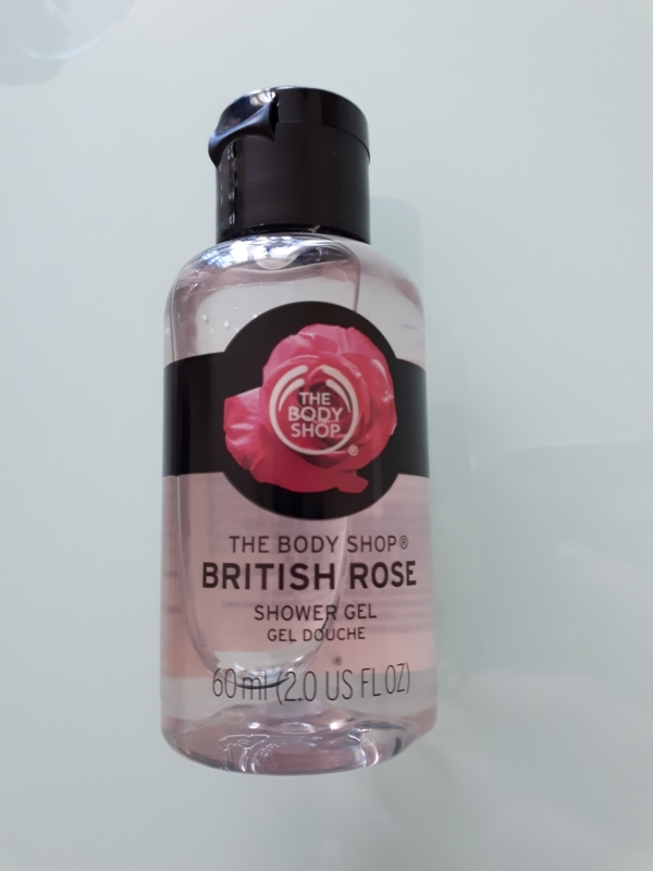 Swatch British rose 60ml, The Body Shop