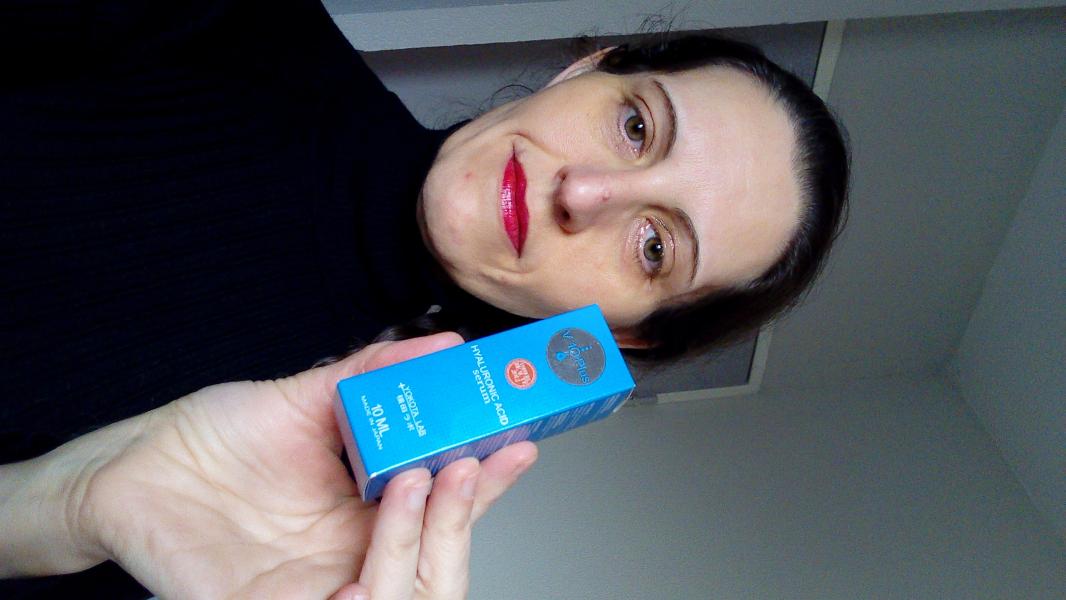 Swatch Sérum Acide Hyaluronique, V10 Plus