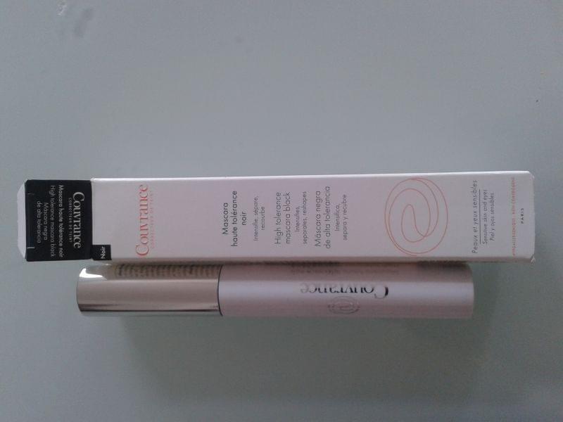 Swatch Mascara Haute Tolérance Couvrance, Avène