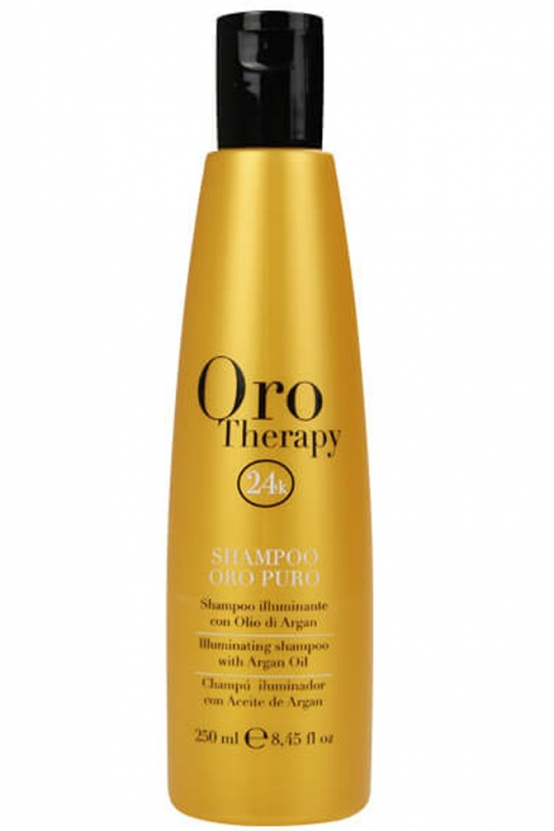 Shampoing illuminant Oro Puro, Oro Therapy 24K - Infos et avis