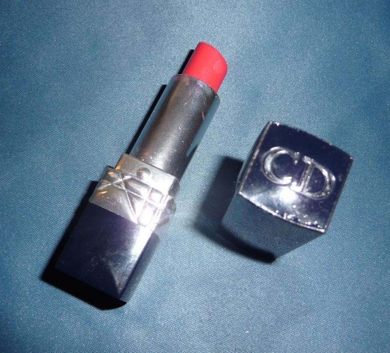 Swatch Rouge Dior, Dior
