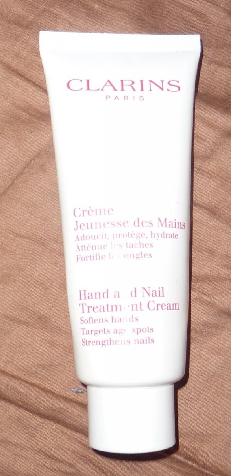 Swatch Crème jeunesse des mains, Clarins