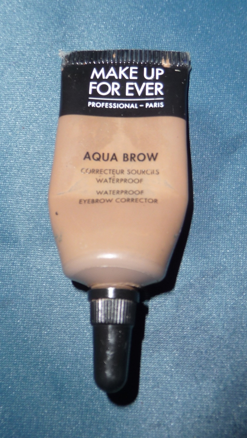 Swatch Aqua Brow - Correcteur Sourcils Waterproof, Make Up For Ever