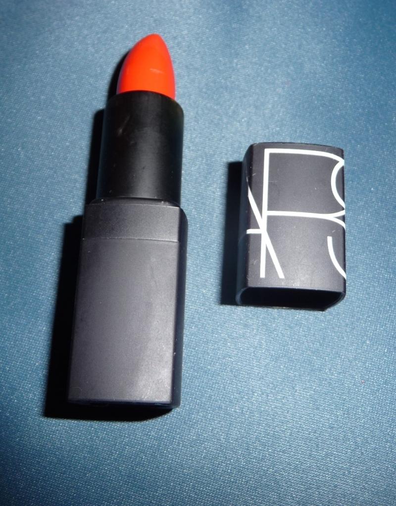 Swatch Lipstick - Rouge à Lèvres, Nars