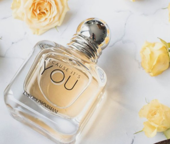 Swatch Emporio Armani BECAUSE IT'S YOU Pour Elle - Eau de Parfum, Giorgio Armani