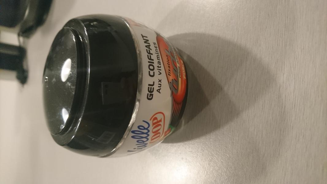 Swatch Gel coiffant fixation turbo, Vivelle dop