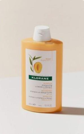 Swatch Shampooing Nutritif au Beurre de Mangue, Klorane