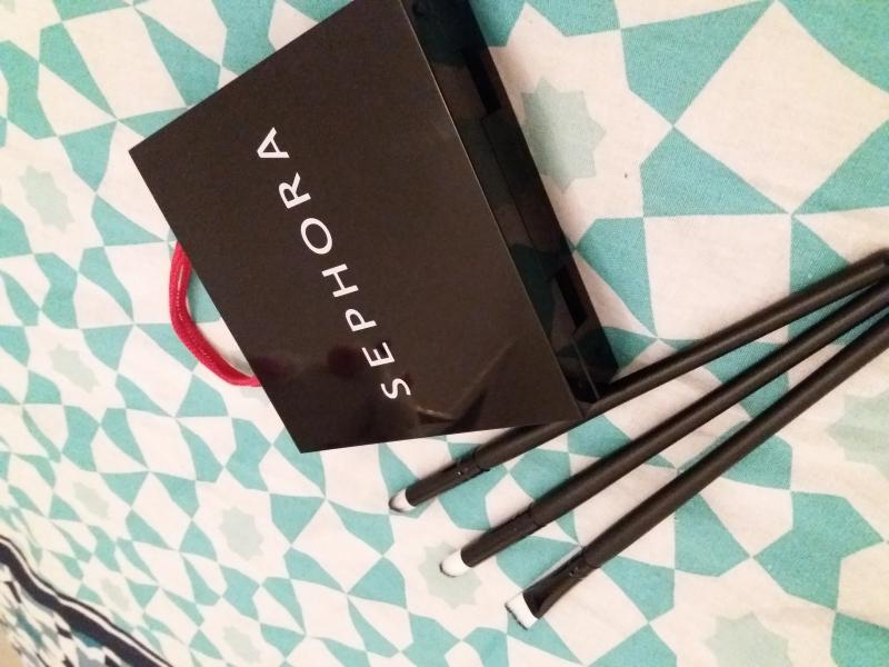 Swatch Mini Sac Paris Palette de Maquillage, Sephora