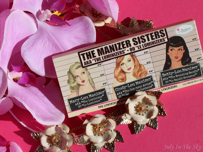 Swatch The Manizer Sisters, theBalm