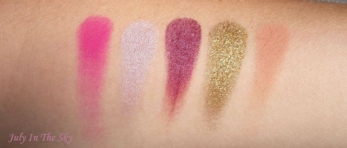 Swatch Beauty Killer, Jeffree Star Cosmetics