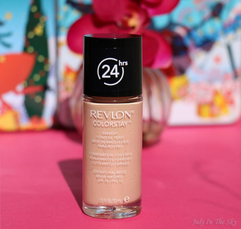 Swatch Colorstay 24H Combination Oily Skin, Revlon