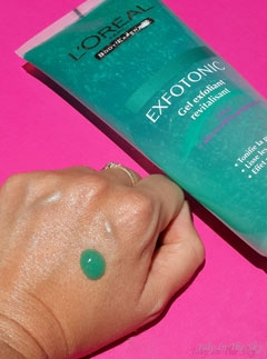 Swatch Sublime Body Exfotonic, L'Oréal Paris