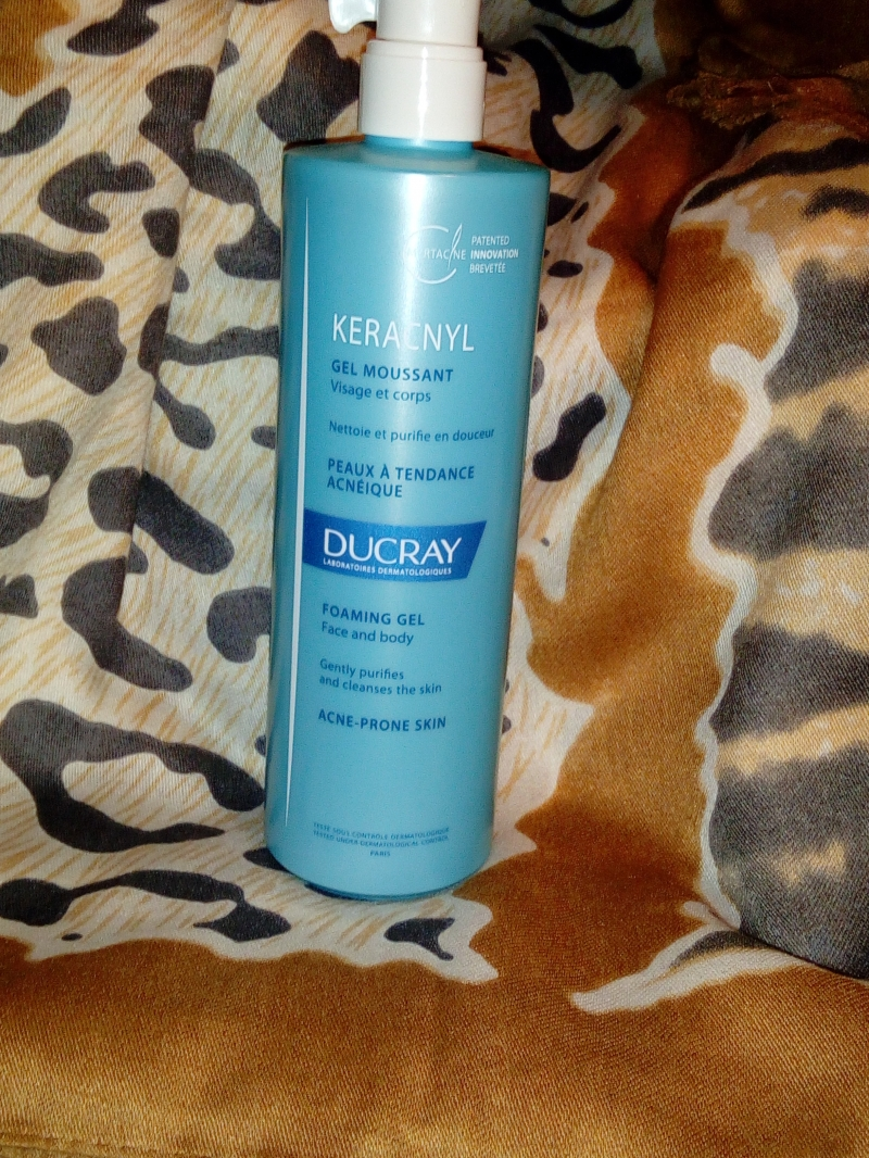 Swatch DUCRAY KERACNYL Gel Moussant, Ducray
