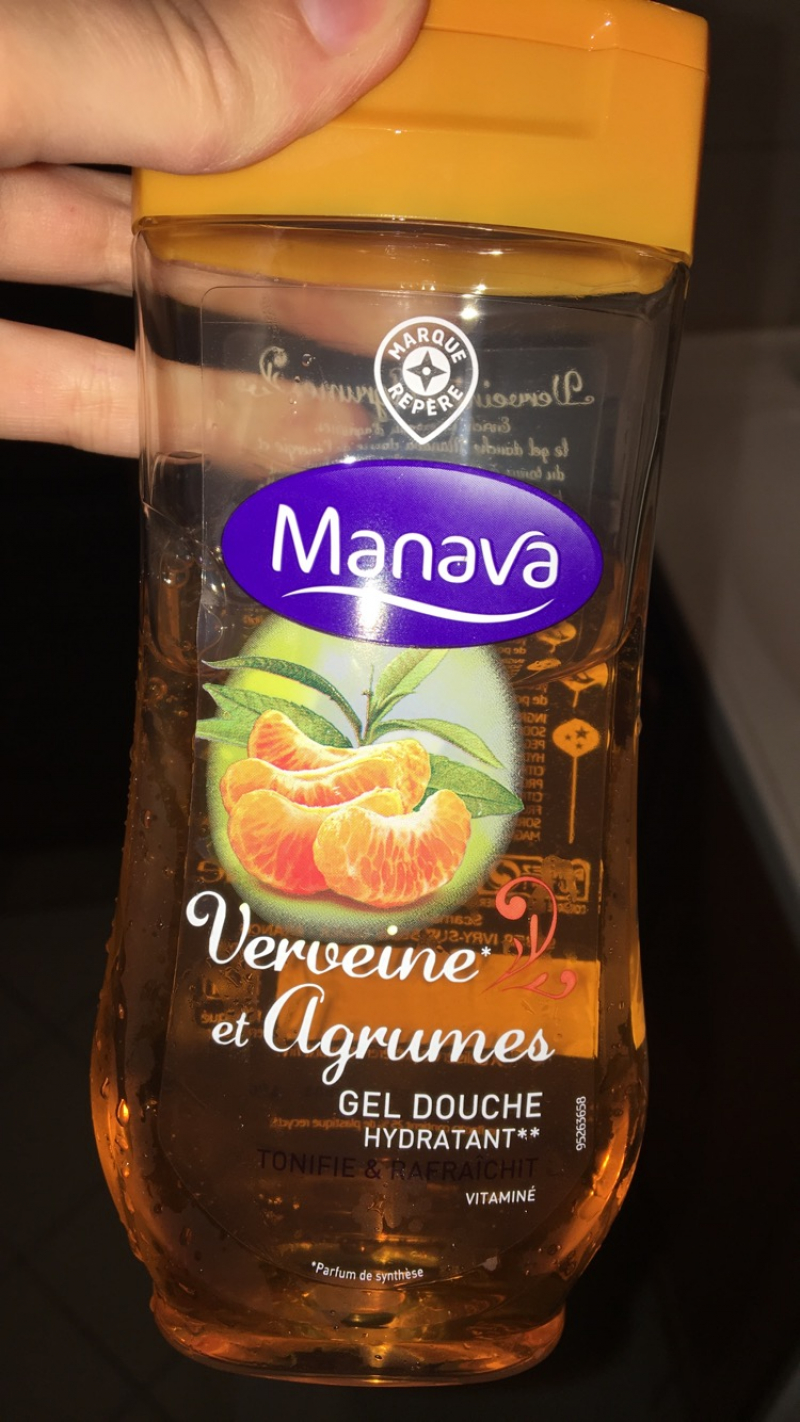 Swatch Verveine et agrumes, Manava