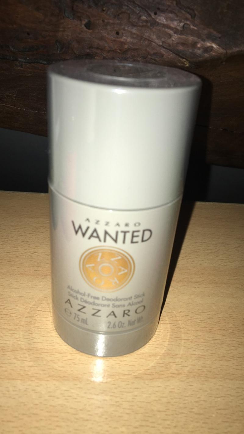 Swatch Sitck deodorant, Azzaro wanted