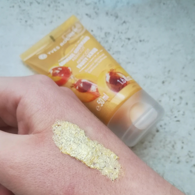 Swatch Gommage Gourmand Abricot, Yves Rocher